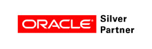 ORACLE - SIlver Partner logo