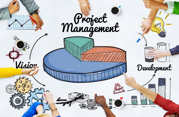 Project Management Services – Project Management