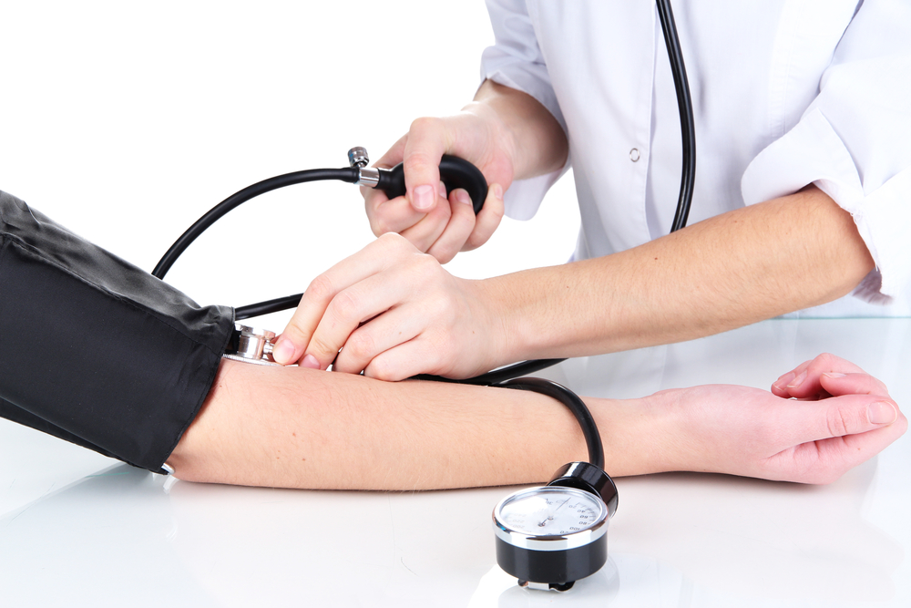 Lowering blood pressure to decrease risk of cardiovascular events