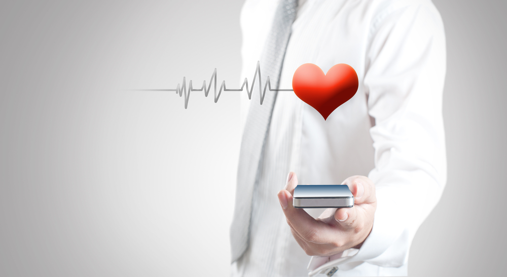Preventing cardiovascular disease through a simple text message